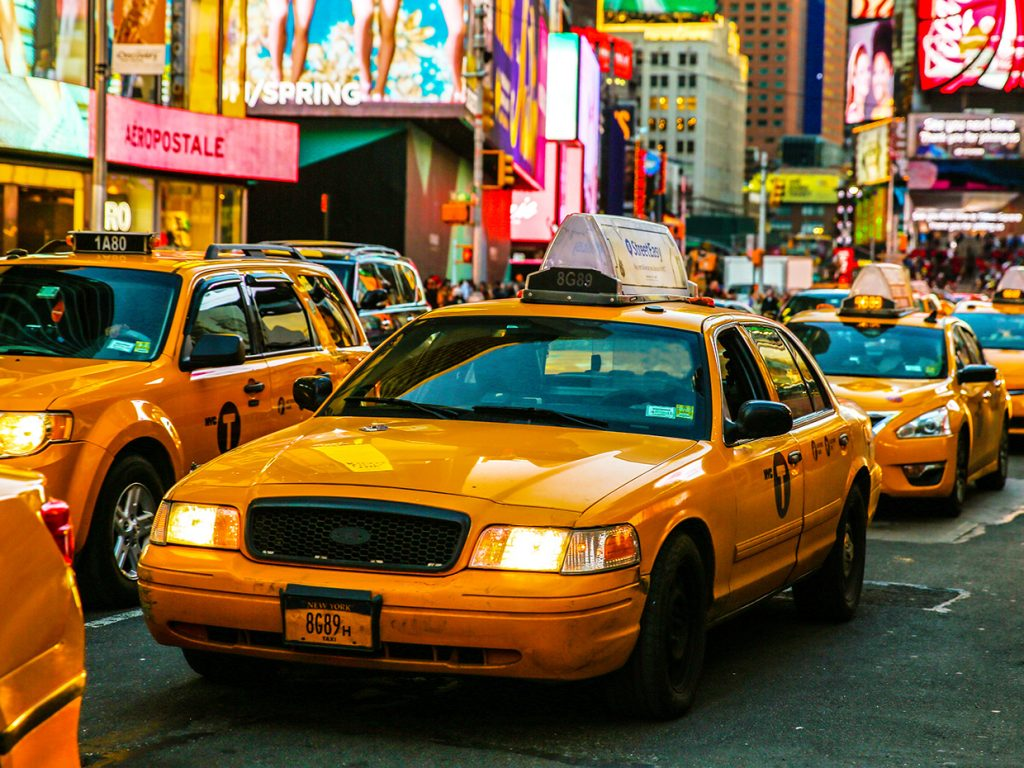 Taxi insurance image